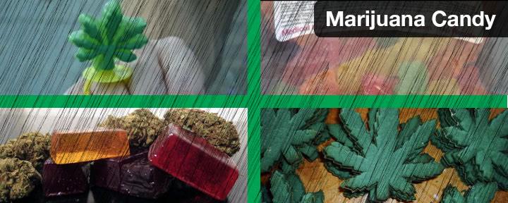 Marijuana Candy: That's Not Just a Sugar Rush!