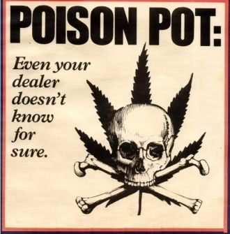 The Dangers of Laced Marijuana |