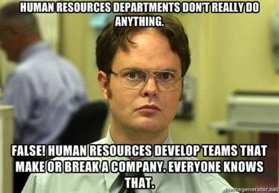 hr team screening process