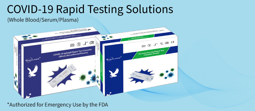 COVID-19 Rapid Tests In Stock Now!