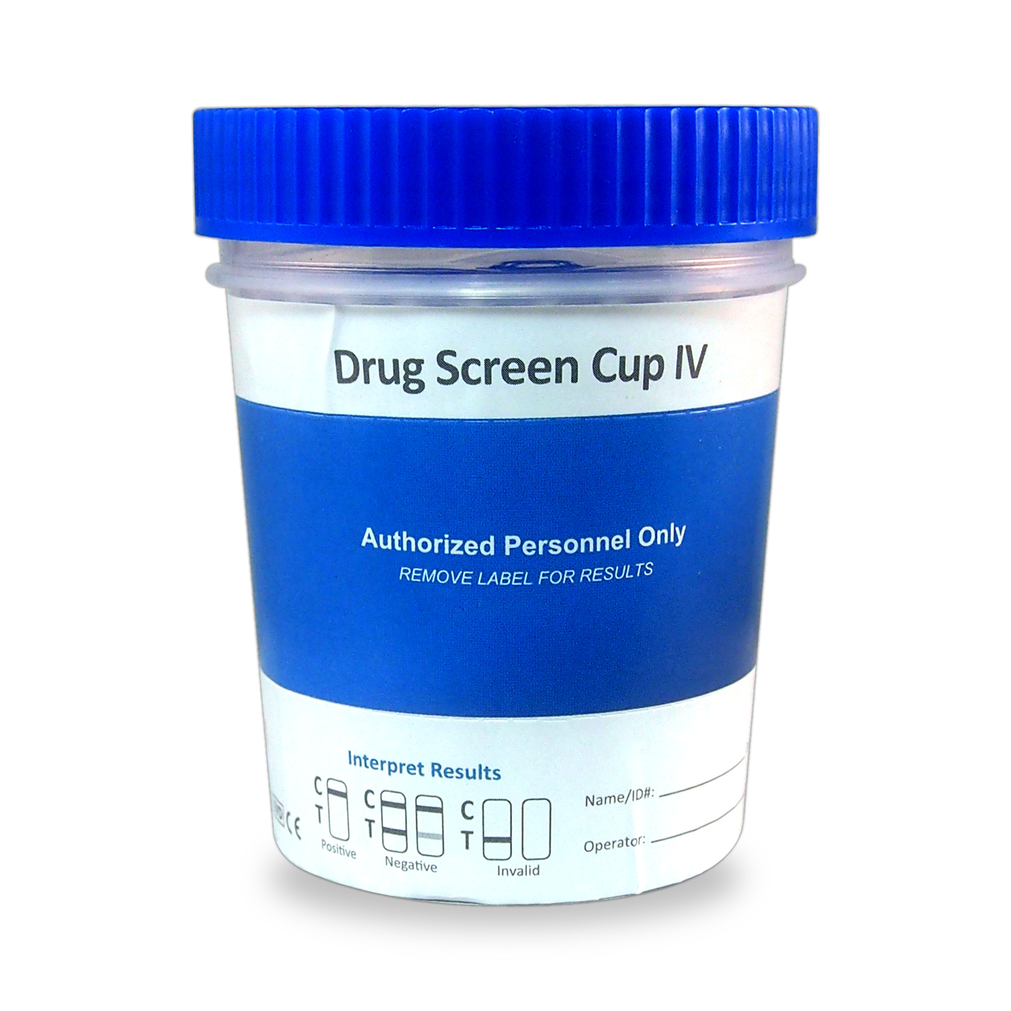 Drug Screen Cup IV