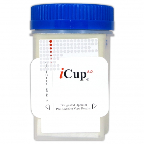 iCup Drug Tests