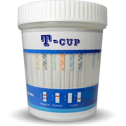 T-Cup Drug Tests