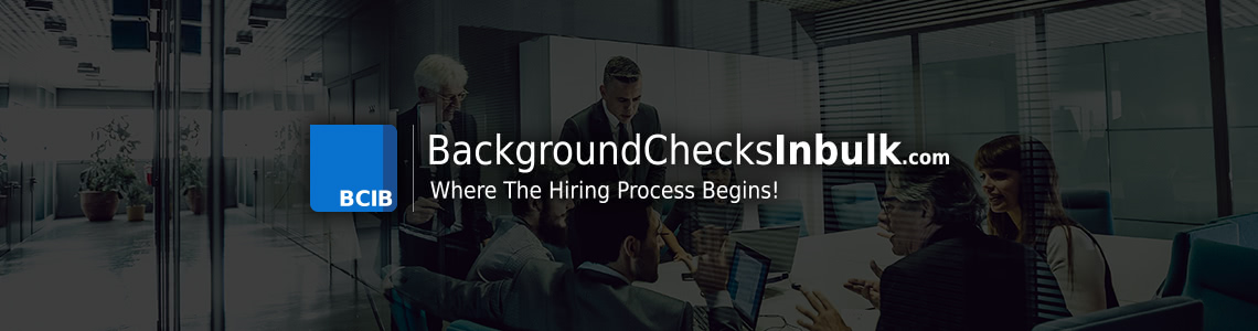 Background Checks In Bulk